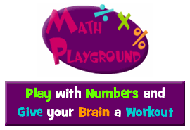 Math Playground Play with numbers and give your brain a workout